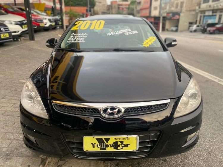 Hyundai i30 2.0 gls preto 2010/2010 - são paulo 1406237