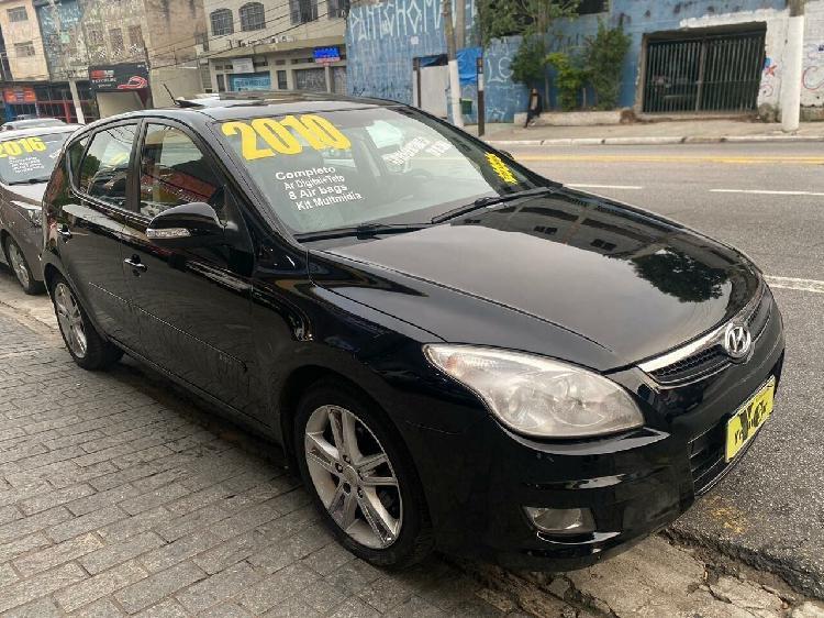 Hyundai i30 2.0 gls preto 2010/2010 - são paulo 1406238