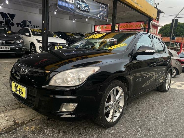 Hyundai i30 2.0 gls preto 2010/2010 - são paulo 1406239
