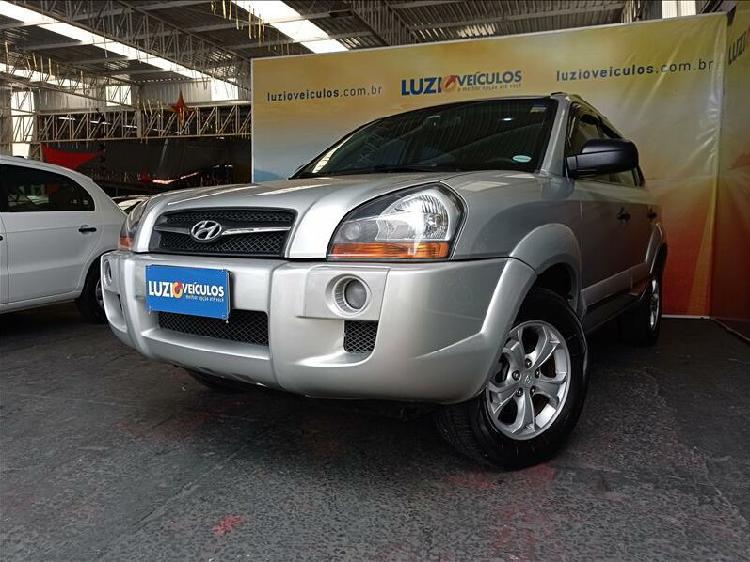 Hyundai tucson 1.6 gl prata 2010/2011 - campinas 1304825