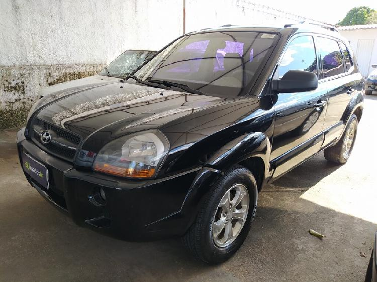 Hyundai tucson 2.0 gl preto 2010/2010 - goiânia 1362915