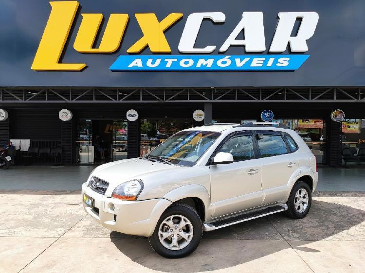 Hyundai tucson 2.0 gls prata 2011/2012 - brasília 1365862
