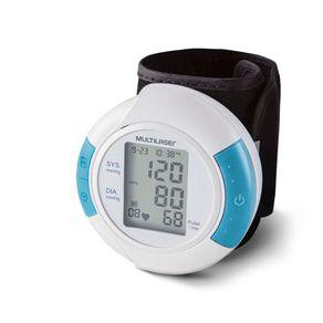 Monitor de pressão arterial digital de pulso multilaser -
