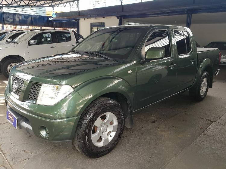 Nissan frontier 2.5 xe verde 2011/2012 - goiânia 1358805