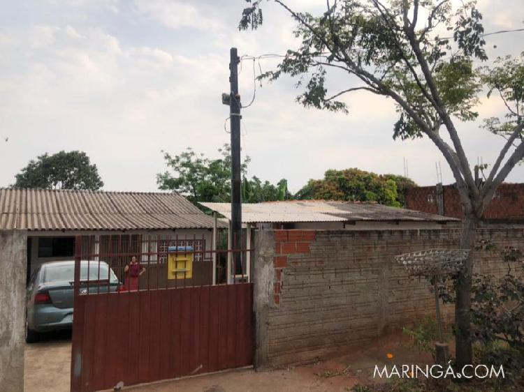 Terreno/casa em mandaguaçu- guadiana, 612 m2