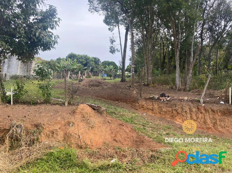 Terreno à venda em terra preta com 250 m²