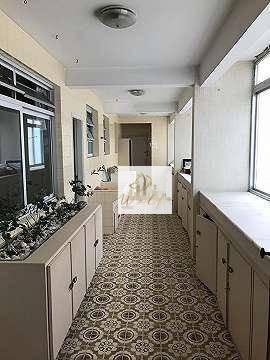 Apartamento com 3 dormitórios para alugar, 300 m² por r$