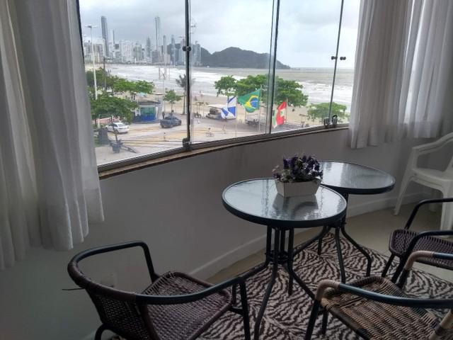 Apartamento frente mar balneário Camboriú