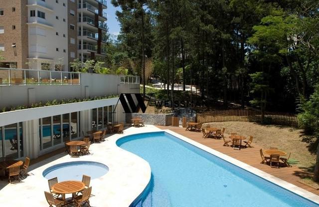 Apartamento para alugar com 3 dormitórios em chácara santo