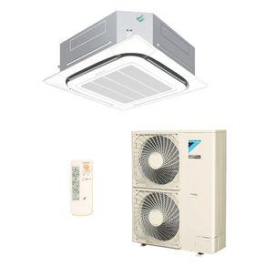 Ar condicionado split cassete inverter daikin 48.000 btus