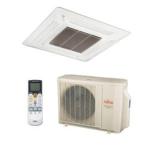 Ar condicionado split cassete inverter fujitsu 18.000 btus