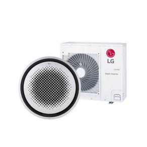 Ar condicionado split cassete inverter lg round 60.000 btus