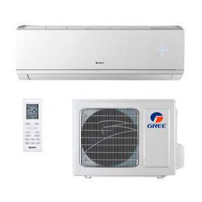 Ar condicionado split hi wall inverter gree eco garden