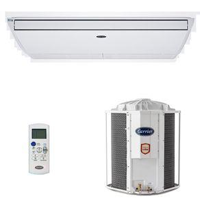 Ar condicionado split piso teto inverter carrier 30.000 btus