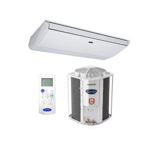Ar condicionado split piso teto inverter carrier 54.000 btus