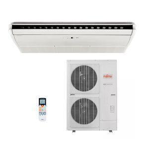 Ar condicionado split piso teto inverter fujitsu 46.000 btus