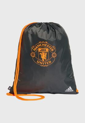 Bolsa adidas performance gym bag manchester united cinza