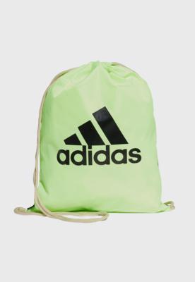 Bolsa adidas performance gym bag verde
