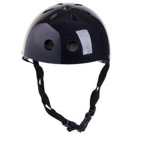 Kit proteção com capacete play&fun preto