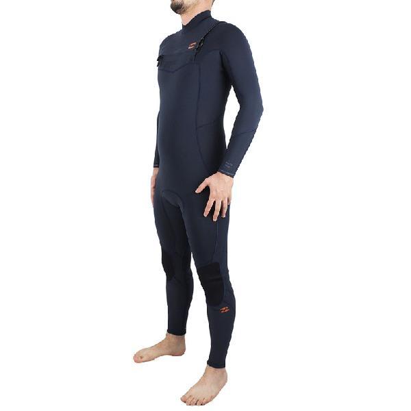 Long john billabong 302 absolute chest zip slate blue - surf