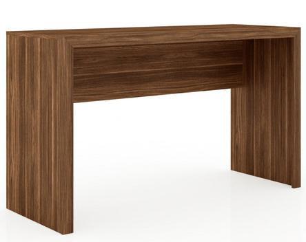 Mesa escritório nogal - tecno mobili - mesas para