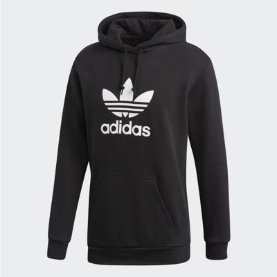 Moletom adidas trefoil hoodie