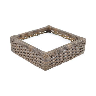 Porta guardanapo tradicional fibra sintetica - argila