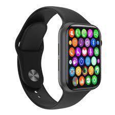 Relógio w34 smartwatch inteligente monitor cardíaco