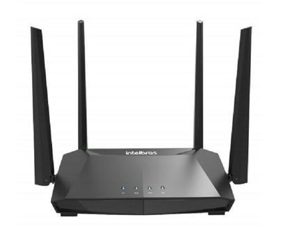 Roteador intelbras wireless gigabit dual band ac rg 1200 -