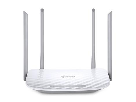 Roteador wireless tp link ac 1200 dual band archer c 50 -