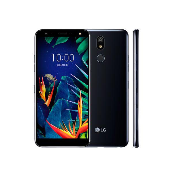 Smartphone lg k12+ lmx420 preto - dual chip, tela 5.7/
