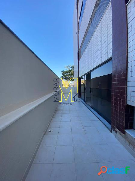 Área privativa 3 quartos - santa branca em belo horizonte/mg