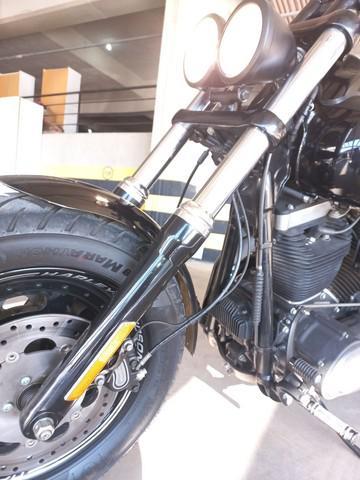 Harley fat bob 2015