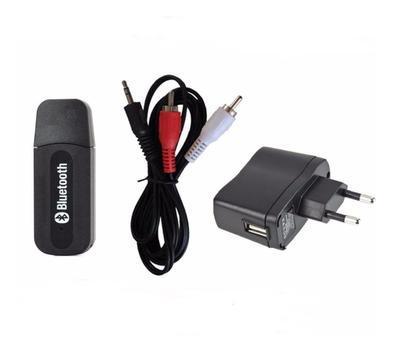 Kit Receptor adaptador Áudio musica via Bluetooth Wireless