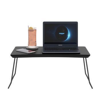 Mesa / suporte para notebook dobrável com pés de ferro -