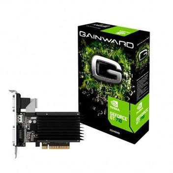 Placa de vídeo nvidia gt 710 2gb gainward - evga - placa de