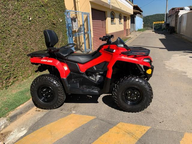Quadriciclo brp outlander maxx 450cc 4x4. utv.honda polaris