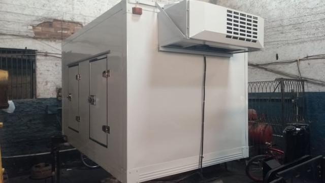 Baú frigorífico congelador não é refrigeracao. baú raro