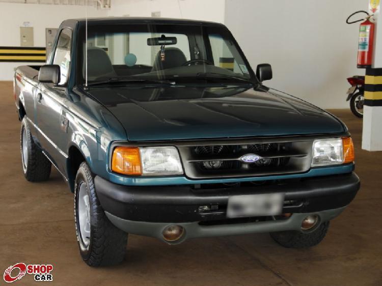 Ford ranger xl 4.0 v6 c.s.