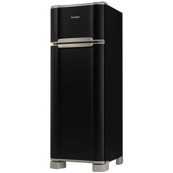 Geladeira/refrigerador esmaltec cycle defrost 2 portas rcd34