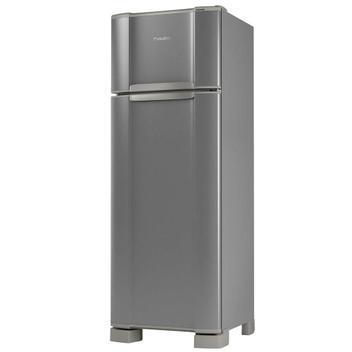 Geladeira/refrigerador esmaltec cycle defrost 2 portas rcd38