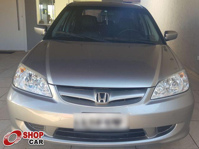 Honda civic ex 1.7 16v