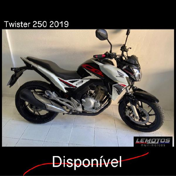 Honda twister 250 2019