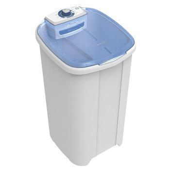 Máquina de lavar roupas 10kg newmaq semi automática branca