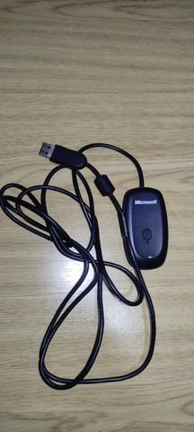 Receptor para controle wireless xbox 360 computador original