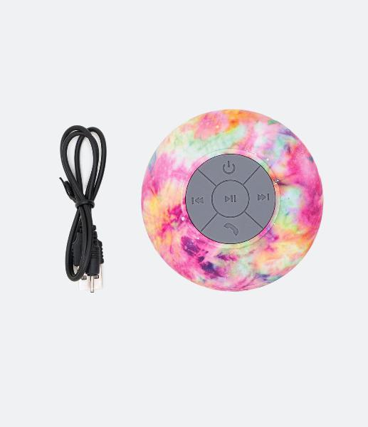 Speaker estampa tie dye