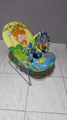Cadeira musical infantil