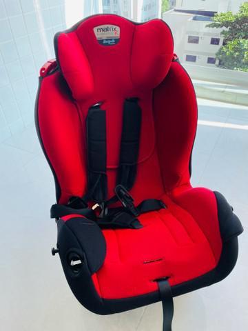 Cadeira para auto burigotto 25kg