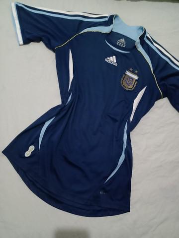 Camisa adidas original seleção argentina