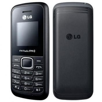 Celular lg dual chip b220 32mb 2g rádio fm, lanterna -